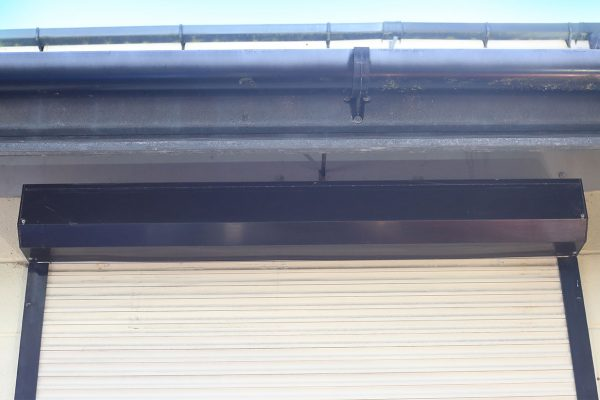 Canopy for Shutter Door
